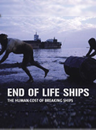 End of life ship cover page